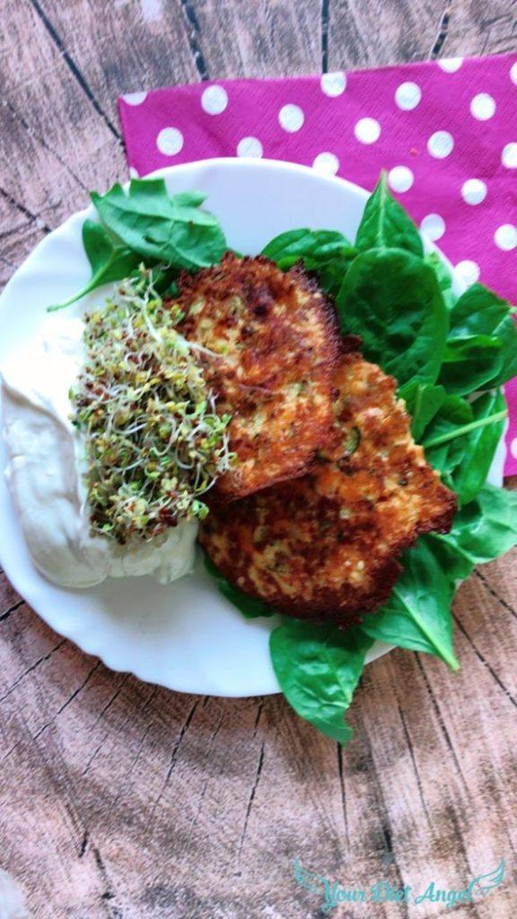 vegetarische gemuese frikadellen proteinreich2
