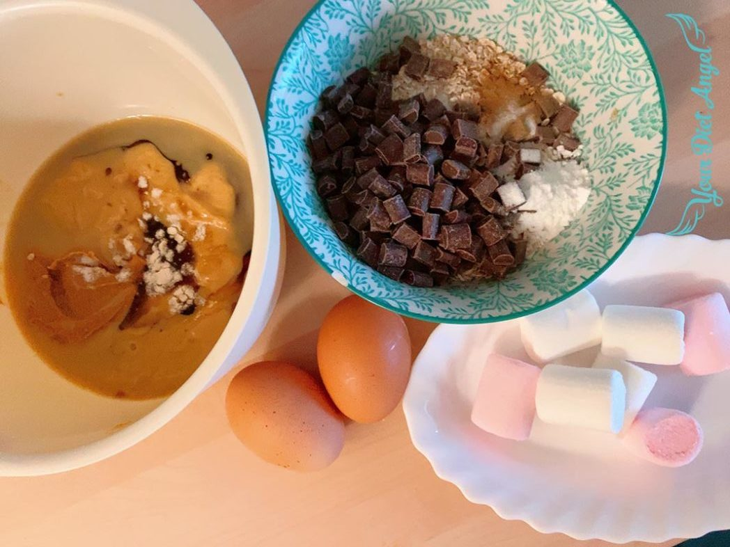 chocolate chip cookies gesundes rezept1