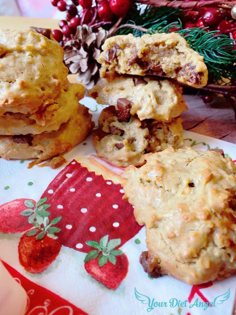 chocolate chip cookies gesundes rezept9