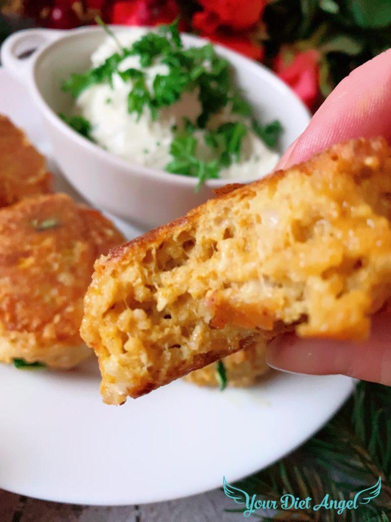 couscous frikadellen kurkuma vegetarisch11
