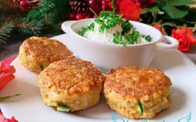 Couscous Frikadellen – Vegetarisch und einfach