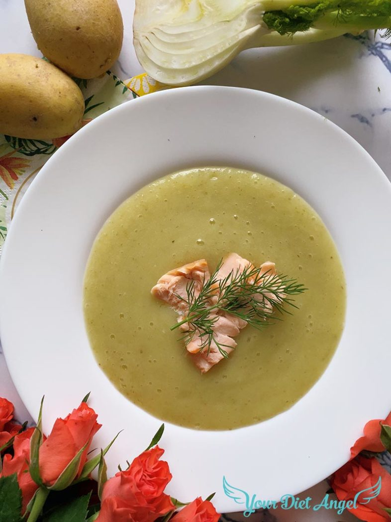 fenchel suppe mit streml lachs2