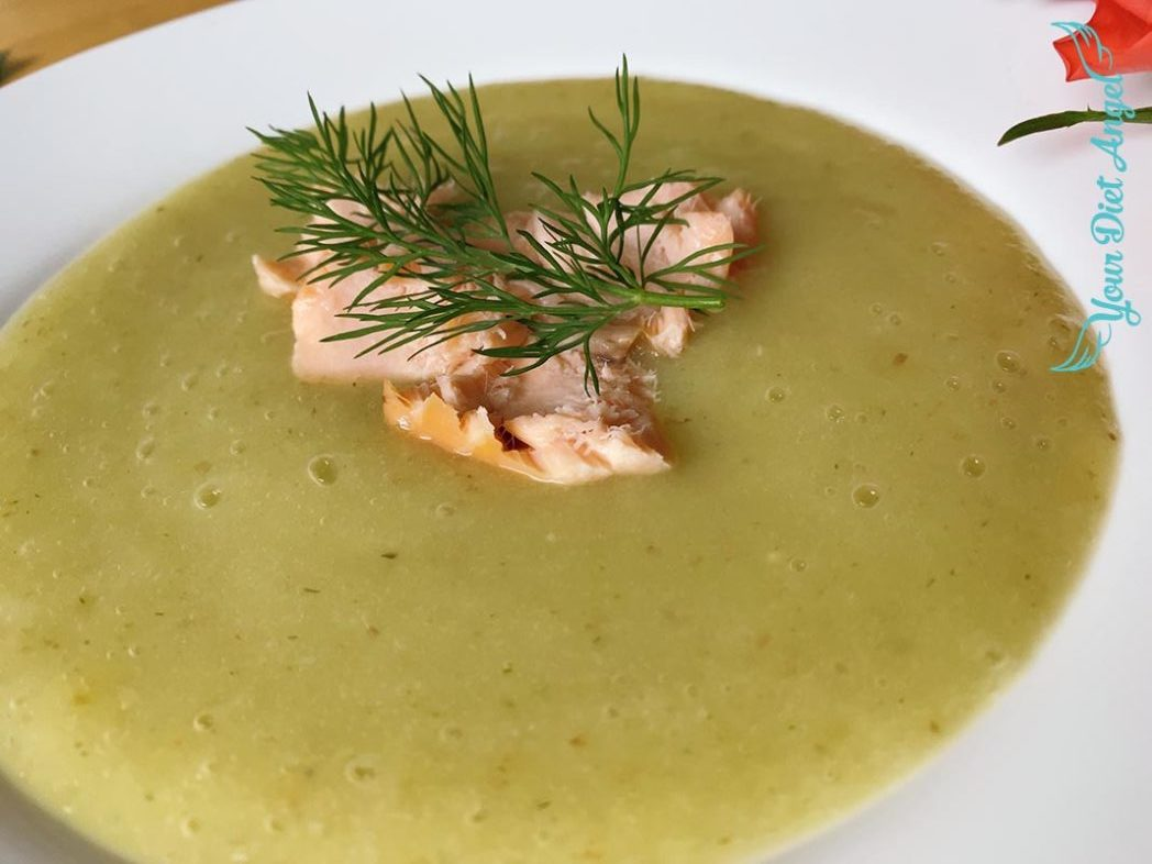 fenchel suppe mit streml lachs3