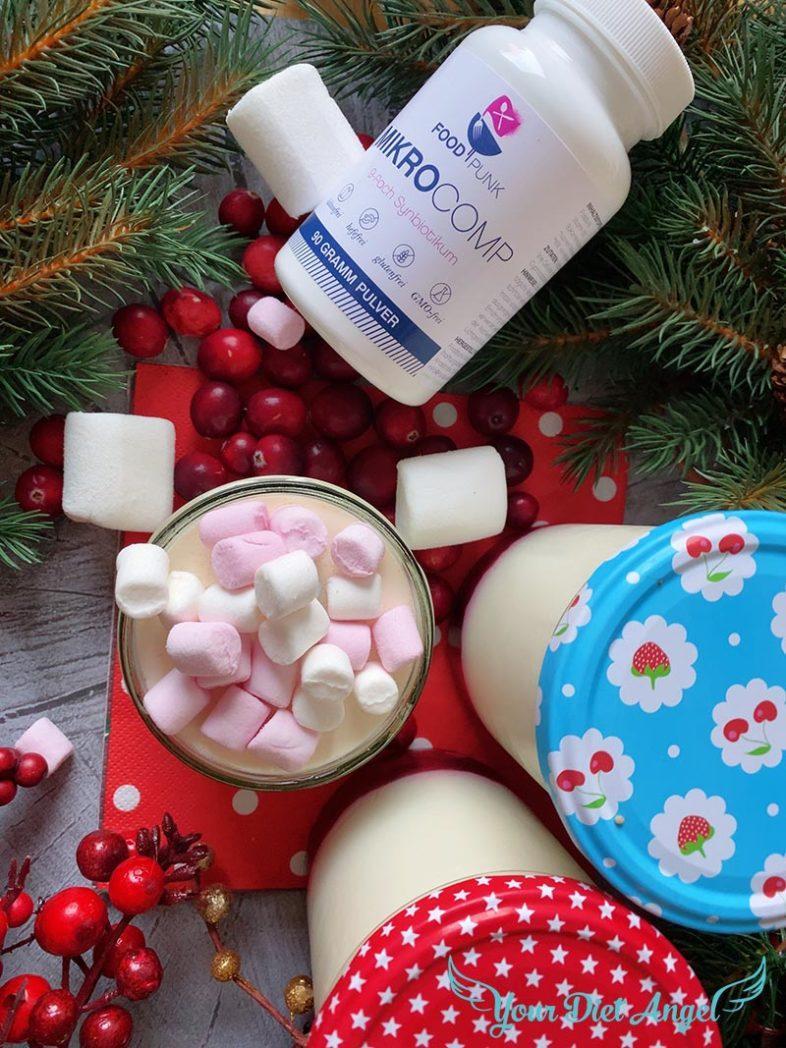 probiotischer marshmallow joghurt mit beerenkompott1