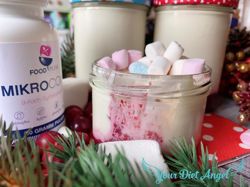 probiotischer marshmallow joghurt mit beerenkompott11