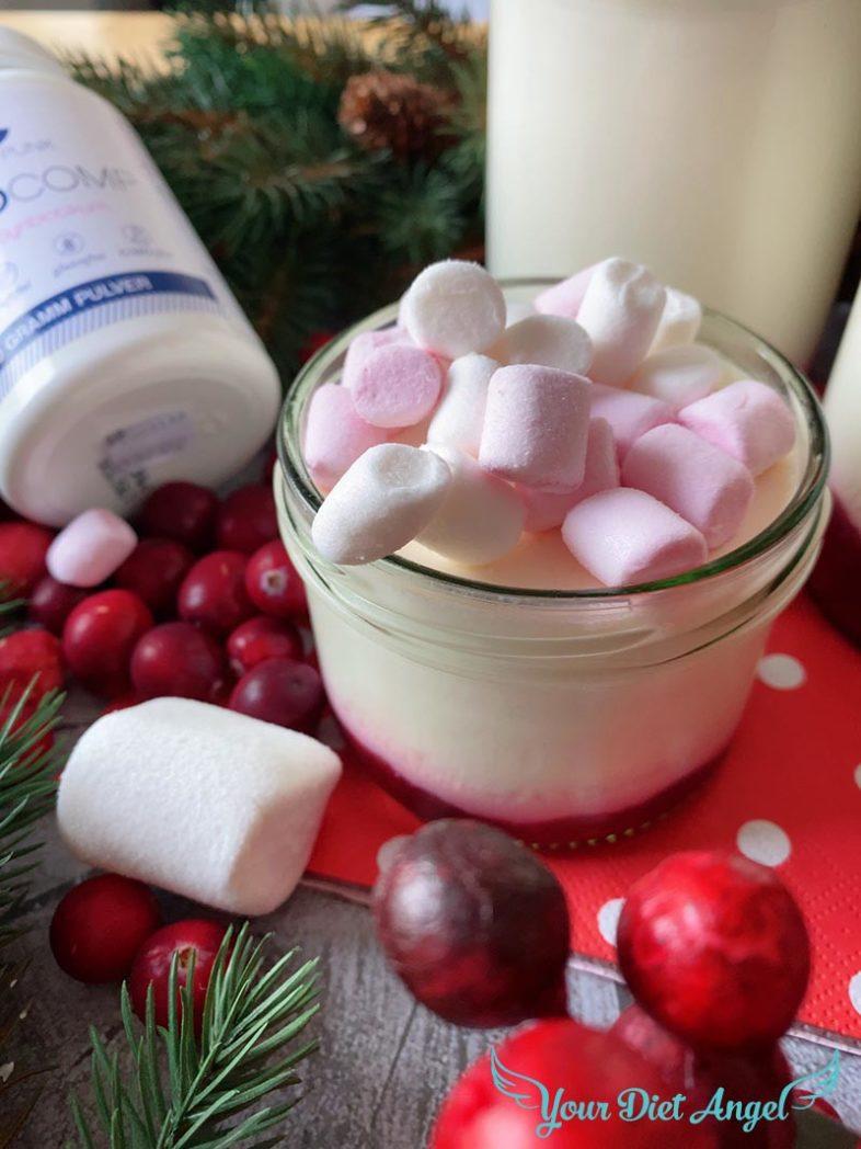 probiotischer marshmallow joghurt mit beerenkompott2