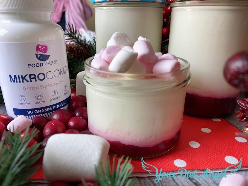 probiotischer marshmallow joghurt mit beerenkompott5