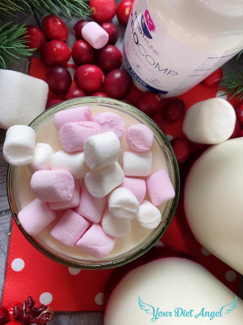 probiotischer marshmallow joghurt mit beerenkompott7