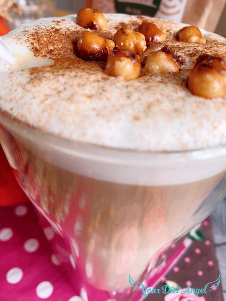 pumpkin spice reishi proteinkaffee7