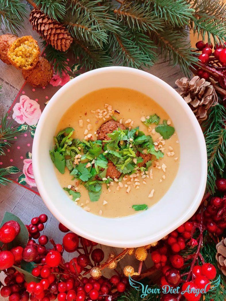suesskartoffel erdnuss suppe rezept3