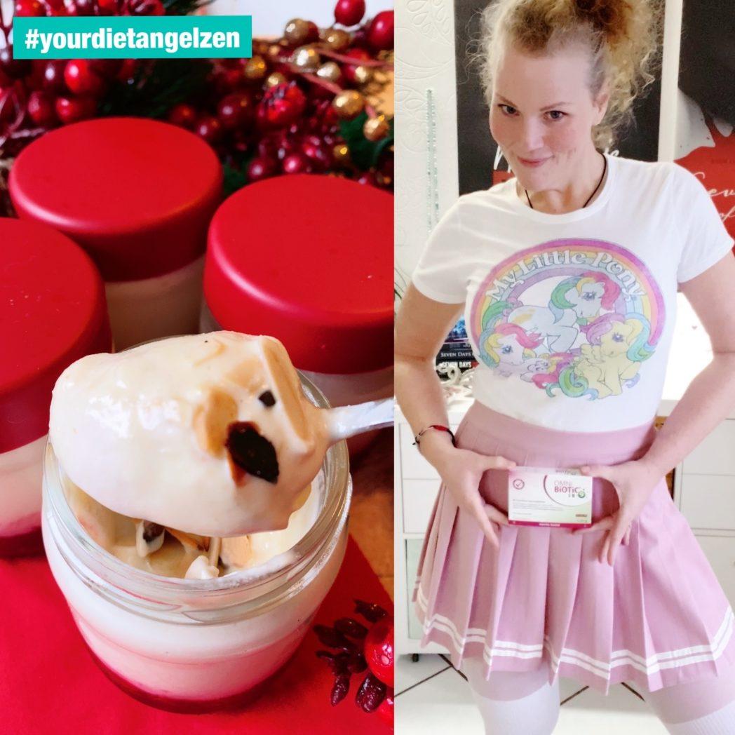 amarena kirsch marzipan joghurt