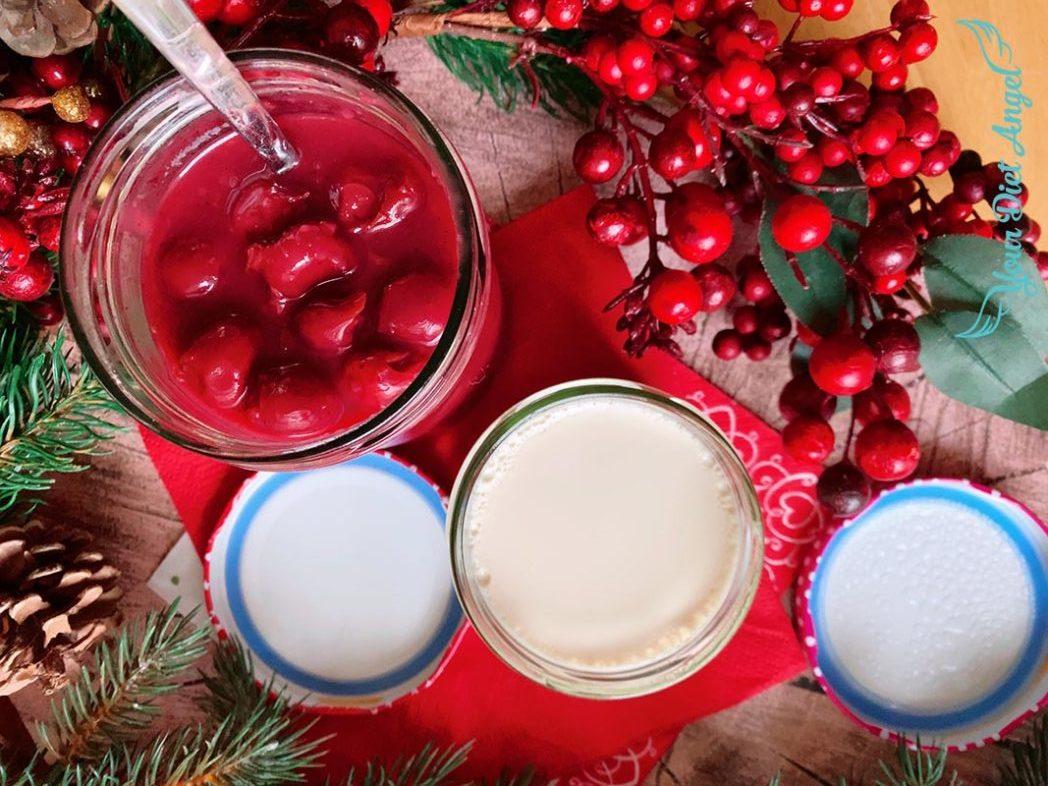 kirsch marzipanjoghurt selber machen16