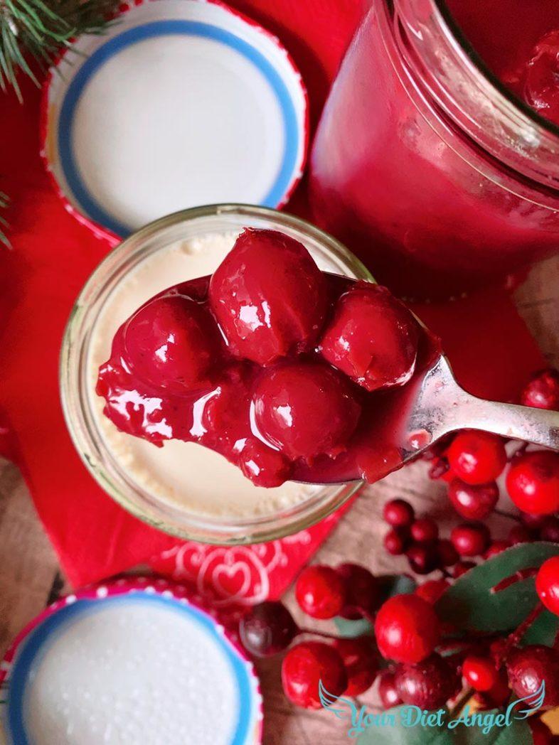 kirsch marzipanjoghurt selber machen18