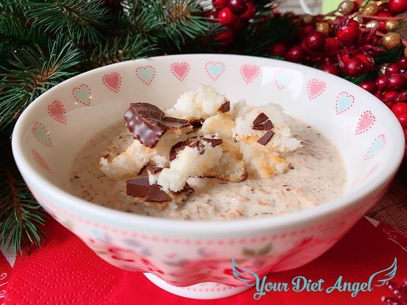 kokosmakronen overnight oats proteinreich20