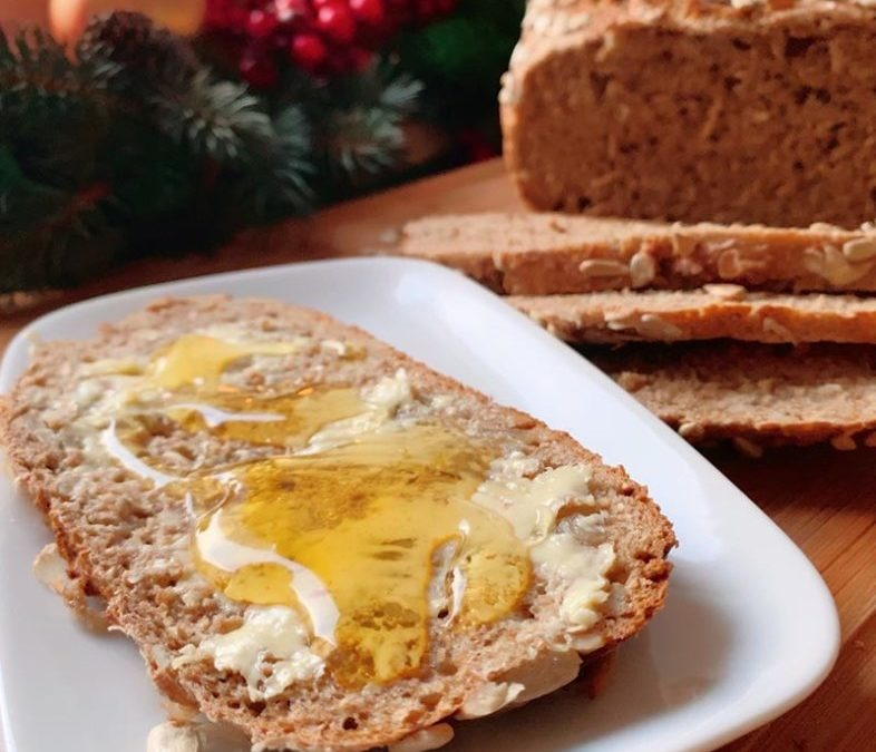 5 Minuten Brot ohne Kneten – Anfängerrezept
