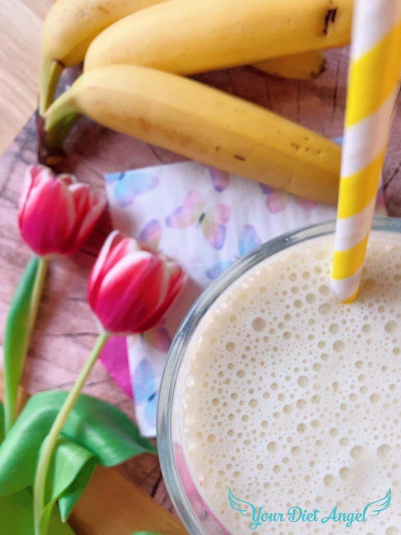 bananen walnuss kefirdrink mit protein2