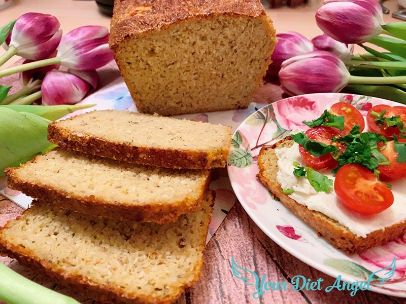 Eiweissbrot Rezept – Lowcarb Brot einfach selbermachen