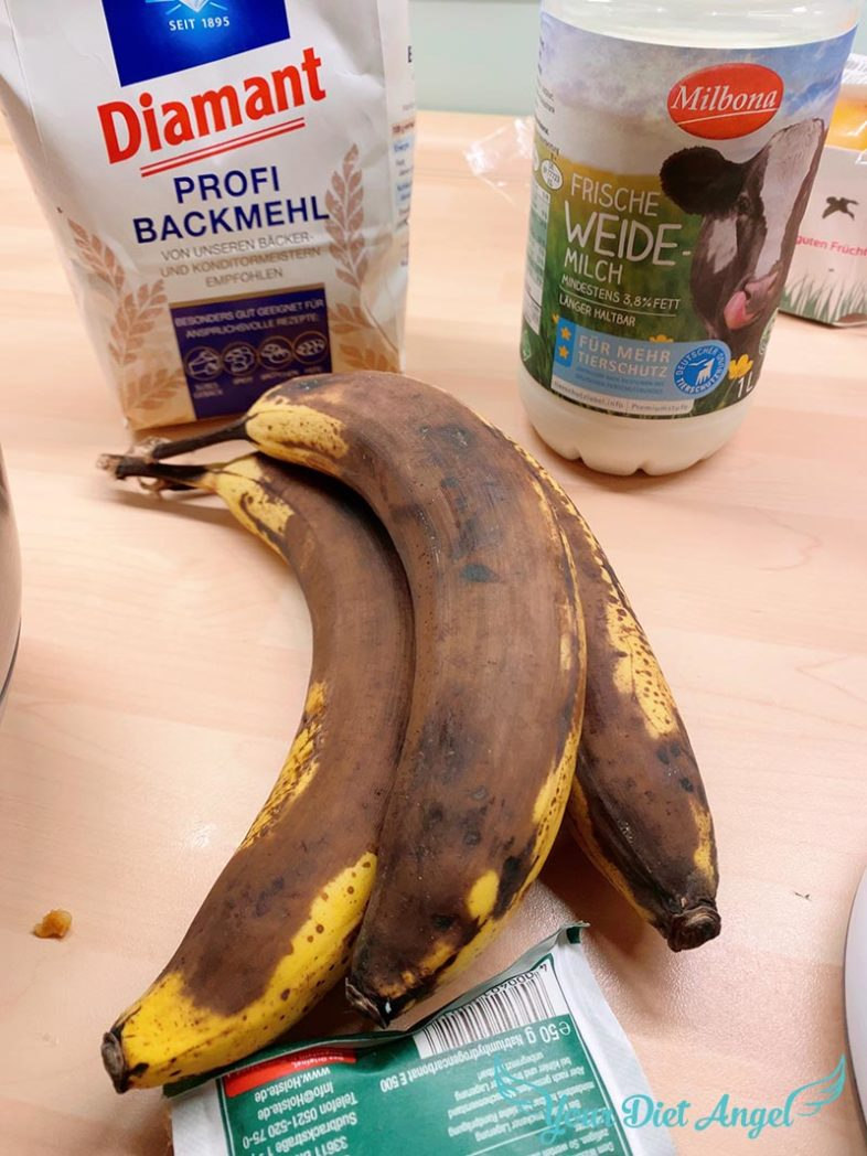 proteinreiches bananenbrot rezept vegan1