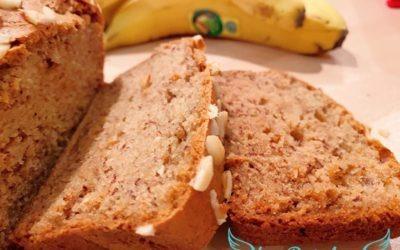 Bananenbrot – Proteinreiches Rezept – Vegan möglich