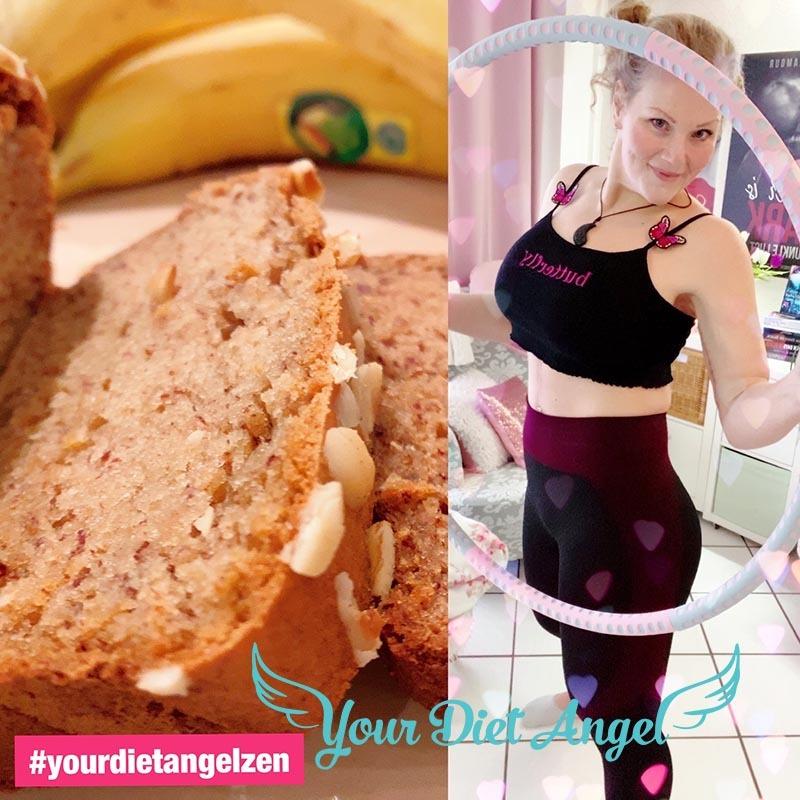 proteinreiches bananenbrot rezept vegan18