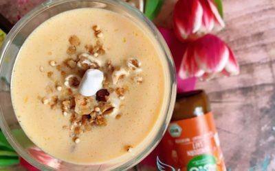 Sanddorn Orangen Kefirdrink (High Protein)
