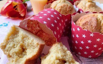 Eierlikör Muffins – Lowcarb