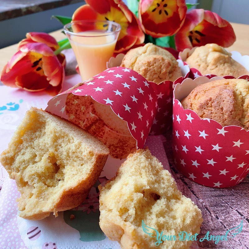 eierlikör muffins lowcarb normal9