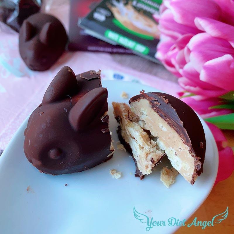 lowcarb schokoladenhasen selber machen18