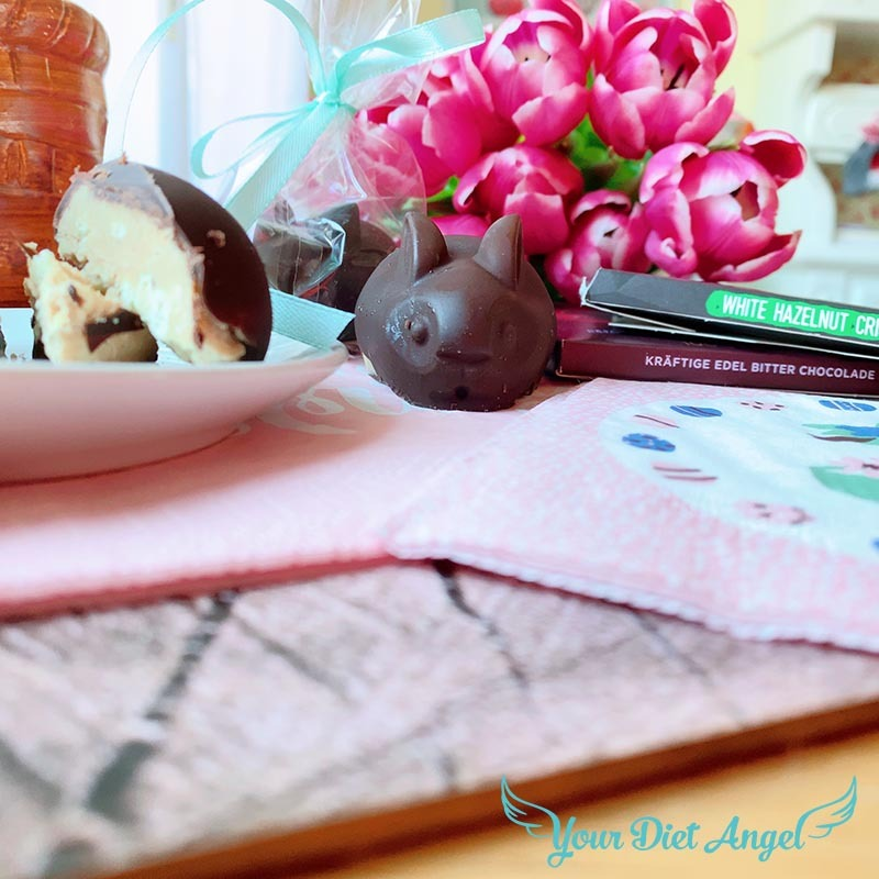 lowcarb schokoladenhasen selber machen19
