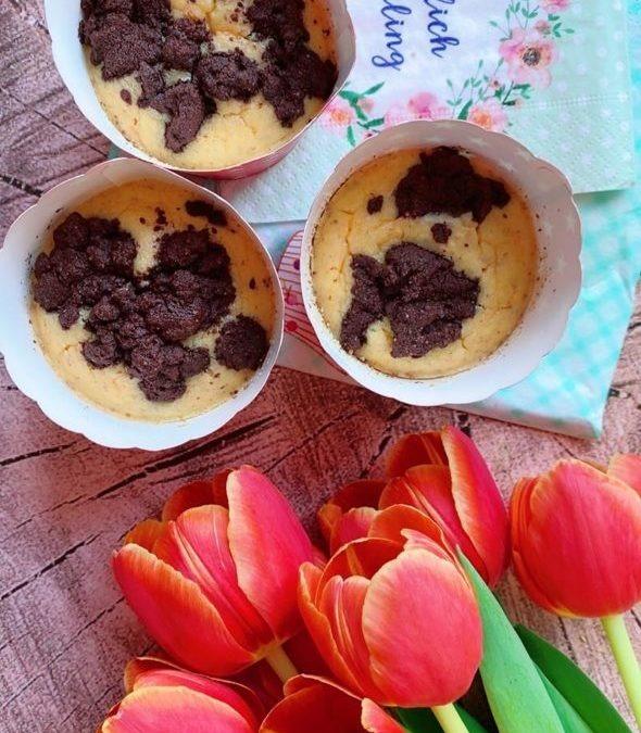 Fitness Zupfkuchen Muffins – Oster Variante